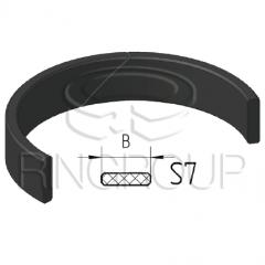 Опорно-направляющее кольцо поршня и штока S7 производства ООО «МПИ-Агро» TM Ringroup