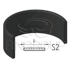 Опорно-направляющее кольцо штока S2 производства ООО «МПИ-Агро» TM Ringroup