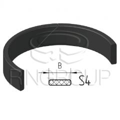 Опорно-направляющее кольцо штока S4 производства ООО «МПИ-Агро» TM Ringroup