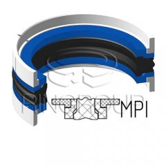 Уплотнение поршня MPI МПИ-АГРО TM Ringroup