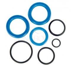 Ремкомплект гидроцилиндра Подъема прицепа манжеты полиуретановые