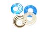 Ремкомплект гидроцилиндра Подъема кузова (4-х штоковый) (полиуретановые манжеты) КАМАЗ 45143