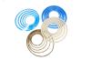 Ремкомплект гидроцилиндра Подъема кузова (5-ти штоковый) (манжеты полиуретановые) КАМАЗ 65077/65201