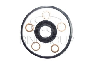 Ремкомплект Фильтра грубой очистки масла ЯМЗ-238 НБ