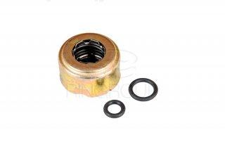 Ремкомплект Уплотнения ВН (н/о) кольца+фибра Д-240
