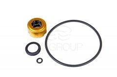 Ремкомплект Уплотнения ВН (манжеты+кольца+фибра) объедененная головка ЯМЗ-7511