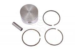 Набор Компрессора (малый) (поршень+палец+кольца) 1 цилиндровый КАМАЗ