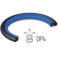 Rod seals DP4