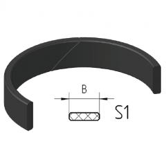Piston guide ring S1