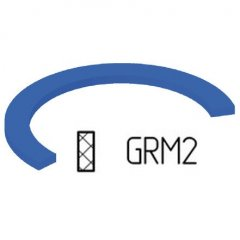 Rod seal back-up rings GRM2