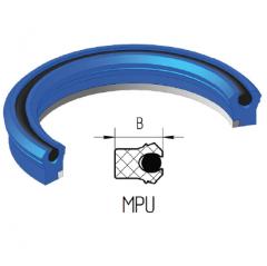 Rod seals MPU; MPU/L; MPU/2S