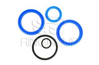 Ремкомплект Гидроцилиндра опрокидывания ковша (манжеты полиуретановые) (805п)