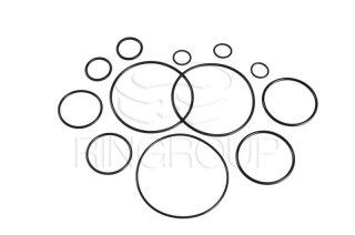 Ремкомплект Уплотнительных колец тормозного крана (5901)