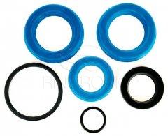 Ремкомплект гидроцилиндра Бороны дисковой тяжелой (Ц80.40) манжеты полиуретановые